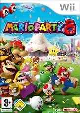 Nintendo Wii +Wii U MARIO PARTY 8 * DEUTSCH GuterZust.