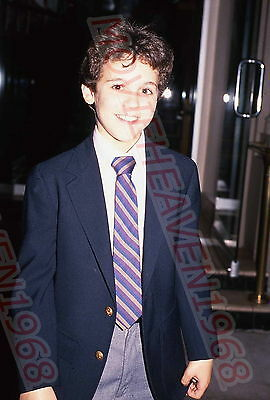 FRED SAVAGE 35mm SLIDE TRANSPARENCY NEGATIVE PHOTO 1577