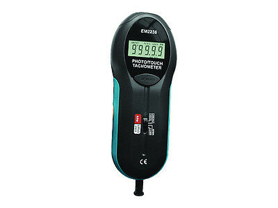 Photo/touch Digital Tachometer