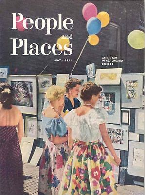 May 1955 DeSoto People & Places Magazine  153815-TAG4FO