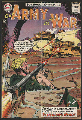 Our ARMY at WAR #133, 1963, DC Comics - VG