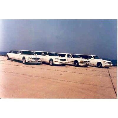 1996 Empire Coach Cadillac Lincoln Limo Video Brochure  113740-7YOE2J