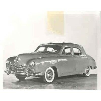 1947 Kaiser Frazer Special Sedan ORIGINAL Factory Photo 137367-RSMCSD