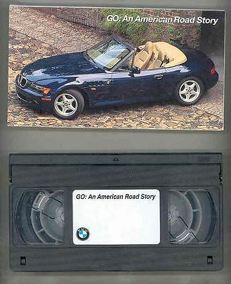 1996 BMW Z3 Roadster VHS Video Cassette Tape 151849-4YTR11