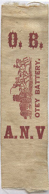 Confederate * Otey Battery ~ Army Of Northern Virginia