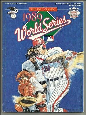 1989 Official World Series Program---Dodgers vs A's   pg