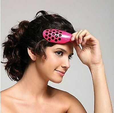 Brand New Front Hair Fringe Styling DIY hair Curler Clip Dry and blow tool