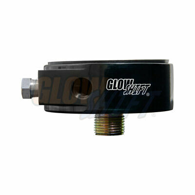 Glowshift Oil Filter Sandwich Sensor Adapter For Acura 1.6L B16 B16A2 B16A3