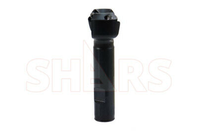"""1"""" 45° Indexable End Mill SEHT 43 1204 Insert 3/4 Weldon Shank New $109.50 Off"""
