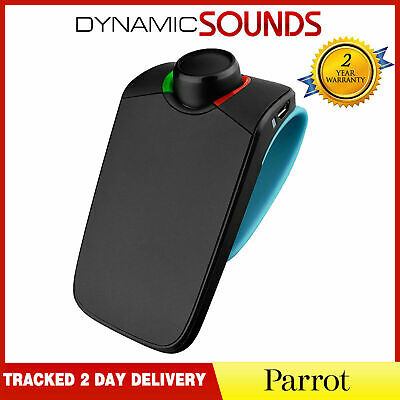 Parrot MINIKIT Neo Voice-Controlled Portable Bluetooth Handsfree Car Kit