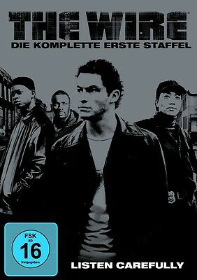 5 DVD Box * The Wire - Season/Staffel 1 * NEU OVP