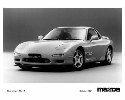 1992 Mazda Efini RX7 Automobile Photo Poster zua3781-29DARI