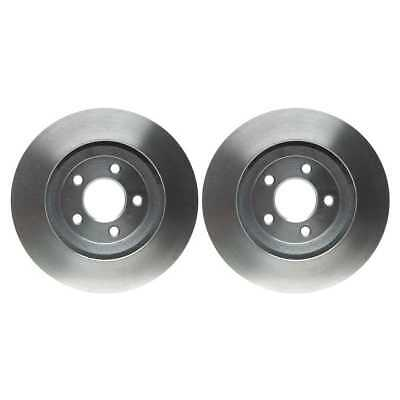 PAIR OF 2 PREMIUM FRONT DISC BRAKE ROTORS NEW SET KIT FOR LEFT AND RIGHT SIDE