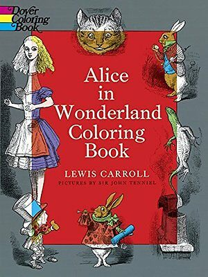 Alice in Wonderland (Colouring Books) - Lewis Carroll