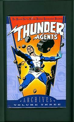 THUNDER AGENTS ARCHIVES VOLUME 3 ~ 2003 ~ T.H.U.N.D.E.R.  AGENTS ~ ARCHIVE