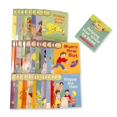 Oxford Reading Tree Read With Biff, Chip And Kipper Levels 1 2 3 NEW