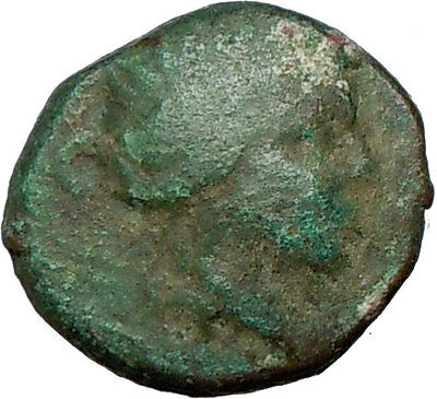 MARONEIA Thrace 148BC  Ancient  Greek Coin NUDE DIONYSOS WINE God  i23891