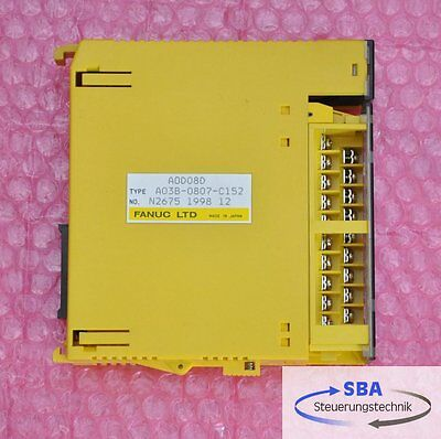 FANUC AOD08D Digital Output Modul 8 x DO Type A03B-0807-C152