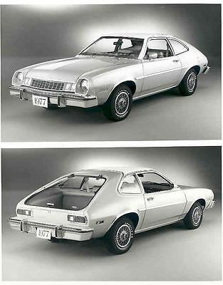 1977 Ford Pinto Runabout ORIGINAL Factory Photo aa4257-TMV5O2