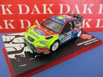 Die cast 1/43 Modellino Auto Ford Focus RS WRC 07 Rally Monte Carlo 2008