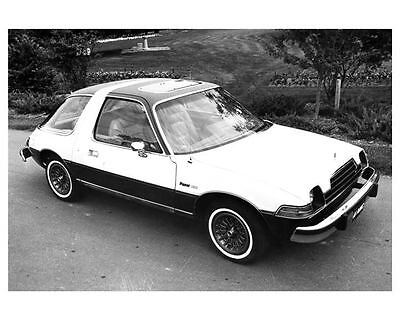 1979 AMC Pacer Hatchback Automobile Photo Poster zua7786-KD3CVK