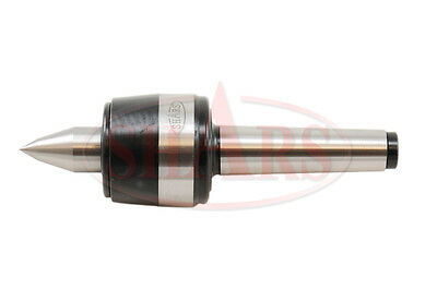 2MT CNC .0002 High Speed 6500 RPM MT2 LONG NOSE LIVE CENTER MORSE TAPER 2 NEW