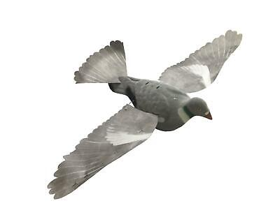 PROFLAP 2 x Pigeon Decoy Flapping Wings Decoying Shooting for Magnet Bouncer A1