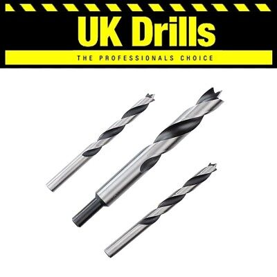 Top Quality Machine Wood Drills - Alternative To Auger And Flat Bits, Lip & Spur
