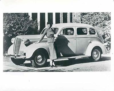 1937 Dodge Six Touring Sedan Automobile Photo Poster zaa6468-DBIXYX