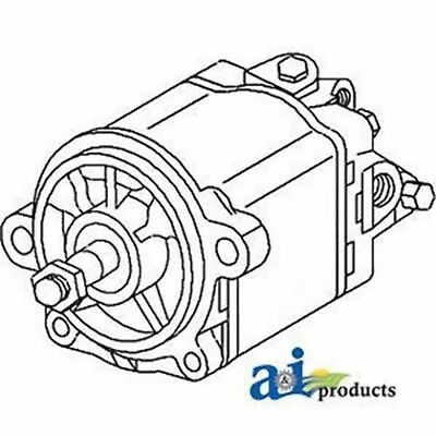 C7NN3A674F Pump, Power Steering Ford / New Holland Tractor: 2110,3100,4100,7100
