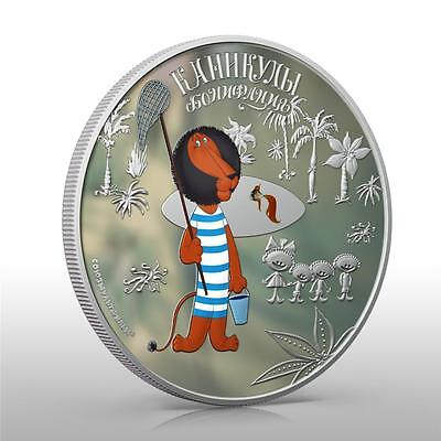 Cook Islands 2011 $5 Boniface's Holidays 1Oz Silver Coin ONLY 2000 MINTAGE!!!
