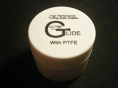 Ultra Glide Tuning Slide Grease For Brass Instruments (Contains  Ptfe)