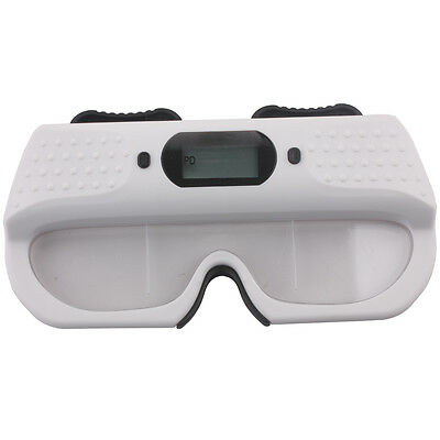 Optical Digital PD Ruler LEFT RIGHT PDDisplay Smallest Pupilometer Eyesight Test