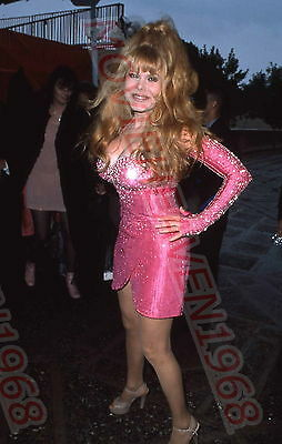Charo  35Mm Slide Transparency Negative Photo 443