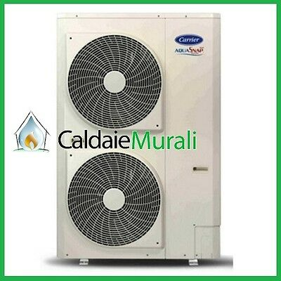 Pompa Di Calore Mini Chiller Carrier Inverter Aquasnap Plus 12 Kw 30Awh012Hd