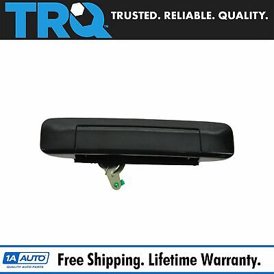 Smooth Black Rear Tailgate Handle for 05-08 Toyota Tacoma Pickup Truck
