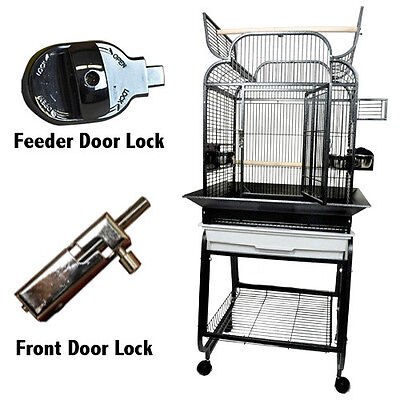 """Kings Cages Parrot Bird SLT501F Superior Line 22""""x17"""" bird toy toys cage cages"""