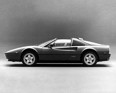 1987 Ferarri 328 GTS Factory Photo ua9268-BLWYD7