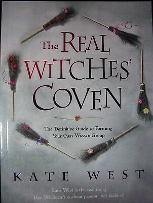 Brand New! Real Witches Coven Form Your Own Group Pagan  Sabbats  Clearance Sale