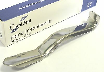 Dental Surgical Minnesota Cheek Retractors Double Ended 160mm*St Steel  CE*  New