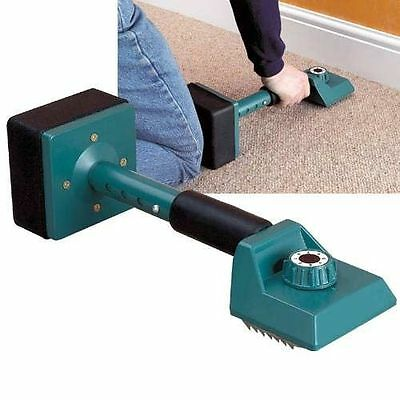 Professional Carpet Knee Kicker Fitting Carpets Gripper Stretcher with Teeth