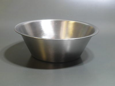 Surgical/Medical/Veterinary Clinic Procedure Bowl 16.5x6cm * St Steel CE * New