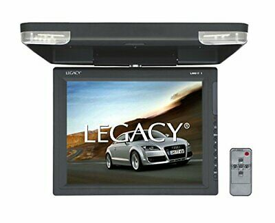 new Legacy LMR15.1 Wide LCD TFT Car SUV TRUCK Flip Down Roof Mount Monitor TV IR