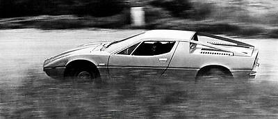 1974 Maserati Merak Factory Photo ua5426-5B2HRB