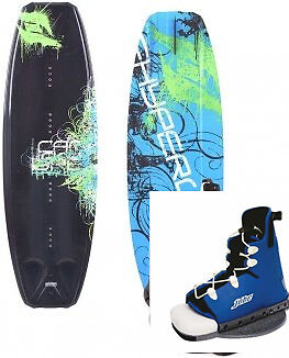 Wakeboard Hyperlite Caliber 135 + chausses