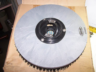 "New Tennant 370007 Brush Assy Disk Scb 17"" Od Pyp Floor Cleaning"