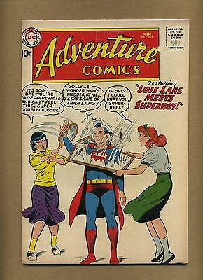 Adventure 261 (Strict GVG ) Silver Age D.C. comic (id# 7999)