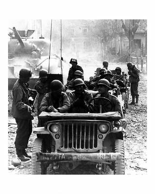 1941 Jeep WWII Factory Photo ub0787-5BKCVD