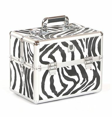 dog cat pet grooming tool tools storage tack box show travel case bag zebra