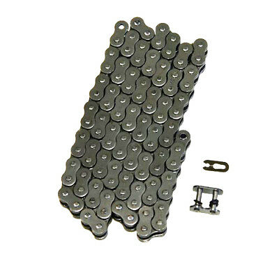 Natural 530x106 O-Ring Drive Chain Motorcycle 530 Pitch 106 Links 8200# Tensile